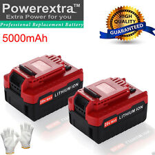 2 Pack New 20V Lithium Battery for Porter Cable PCC680L PCC685L Power Tool 5.0A