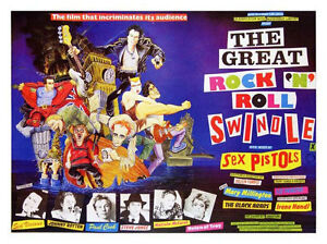 Sex pistols rock and roll swindle