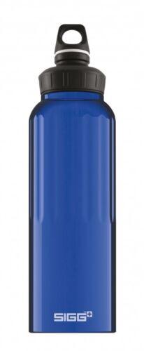 Sigg cantimplora WMB botella 1.5l azul oscuro Wide Mouth bottle botella