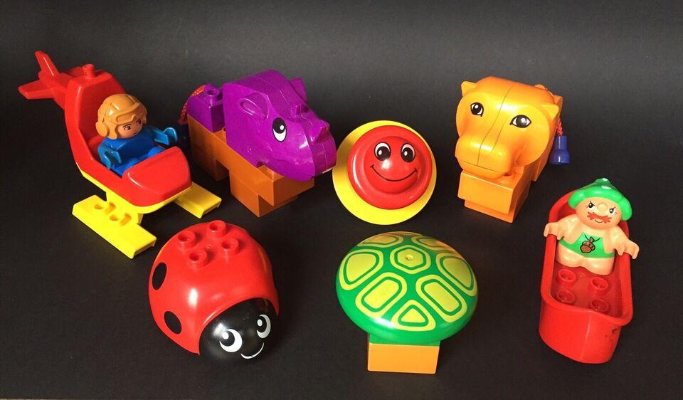 Lego Duplo, Diverse