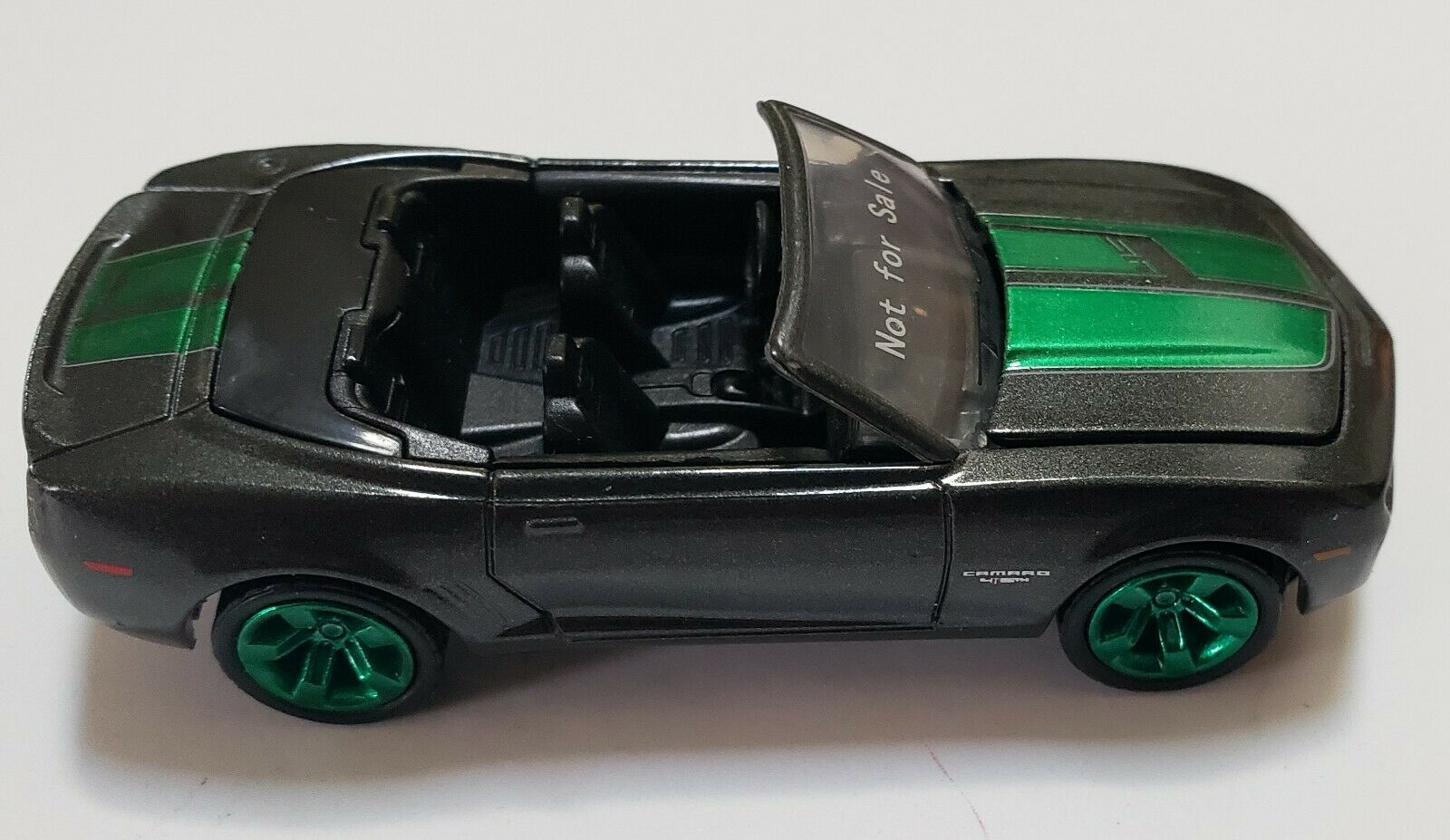 vertlight 13051 préproduction DECO 45th anniversary Camaro one of a kind Chase