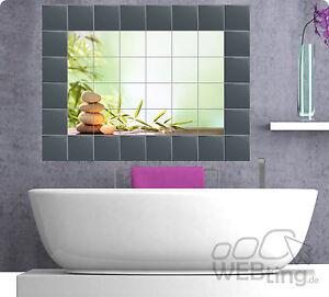 Fliesenaufkleber fliesenbild fliesen aufkleber sticker badezimmer bad meer ebay Badezimmer dekoration meer