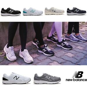ead645af8f7 Details about New Balance Men s Women s Training Running Shoes W480 Grey  Black 4E Size 5-13