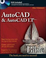 AutoCAD 2011 and AutoCAD LT 2011 Bible