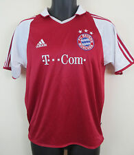 Adidas Bayern Munich Home Football Shirt Jersey Trikot Youth Yth Boys XL XLB XS