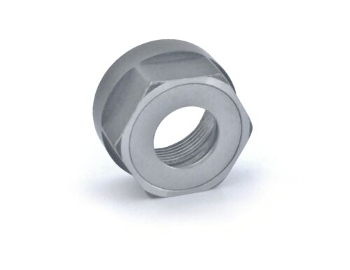 3900-0654 A-TYPE M14 X .75 BEARING TYPE ER-11 COLLET CHUCK NUT