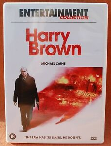 HARRY-BROWN-MICHAEL-CAINE-DVD