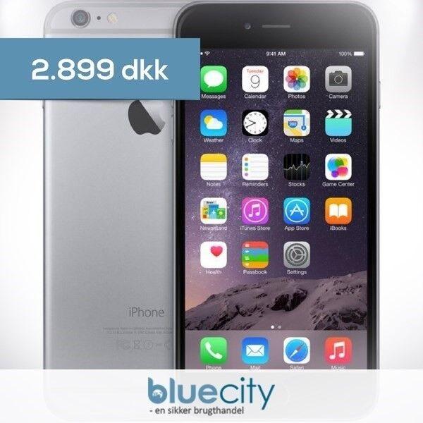 iPhone 6S, GB 64, sort