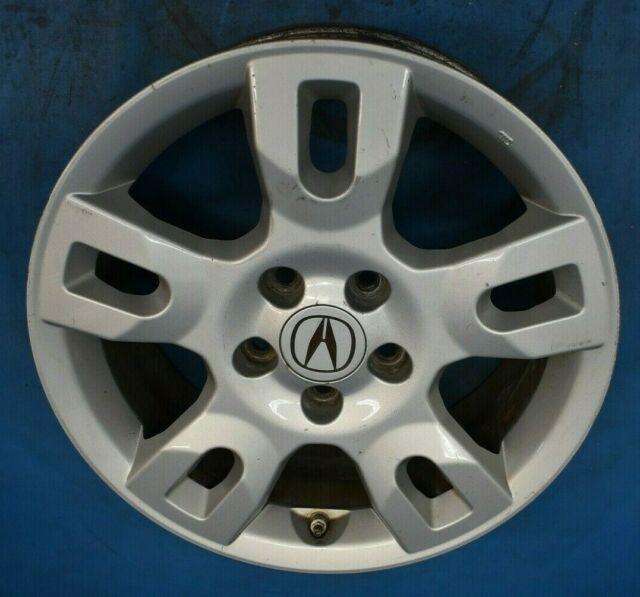 Acura MDX 2004-2006 Used OEM Wheel 17x6.5 Stock Factory 17