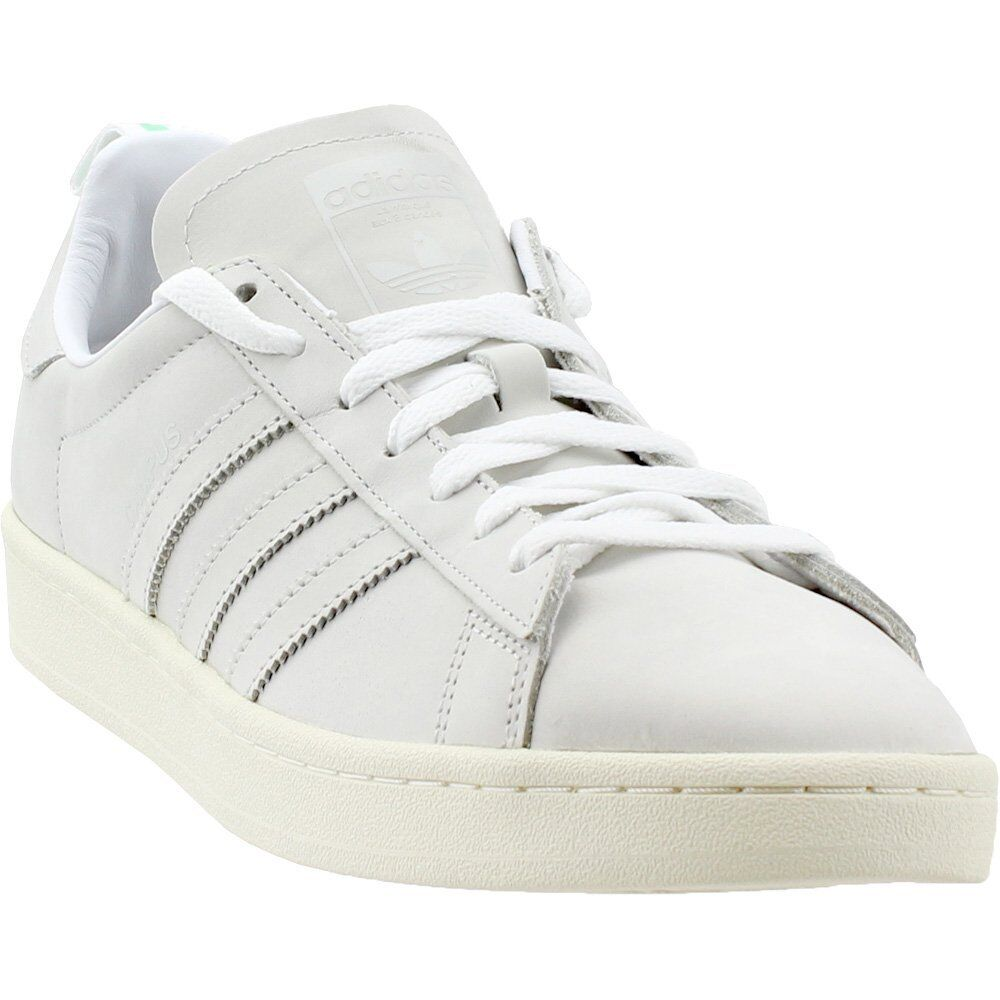 Adidas Adidas Adidas campus scarpe da ginnastica white Uomo 556153