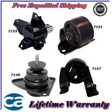 K2062 Motor/&Trans Mount Set 4PC For Hyundai Elantra Touring 2.0L 2009-2011 AUTO