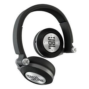 JBL SYNCHROS E40BT Bluetooth On-ear-kopfhörer - Schwarz