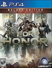 NEW-PS4-For-Honor-Deluxe-Edition-R3-CHI-ENG