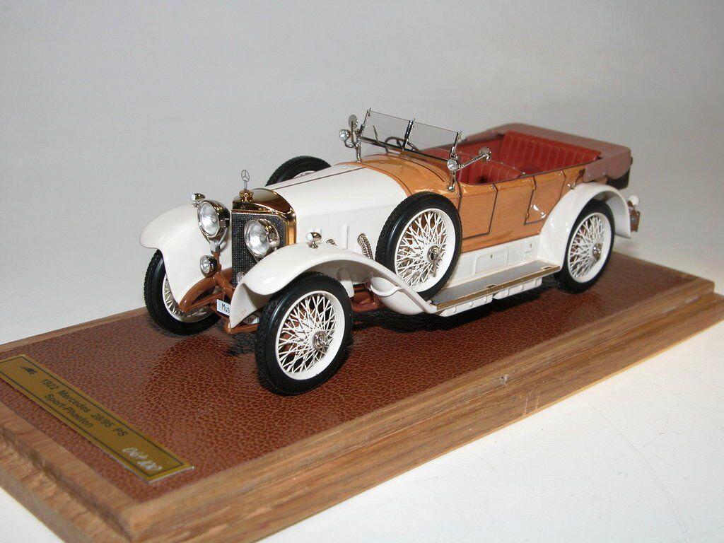 EMC models MERCEDES 1922 28/95 CV Phaeton Museo Sinsheim Limited Edition 1/43