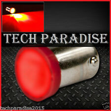 1x Ampoule BA9S T4W T2.3W LED COB 3W 12 Chips Rouge Red veilleuse lampe light