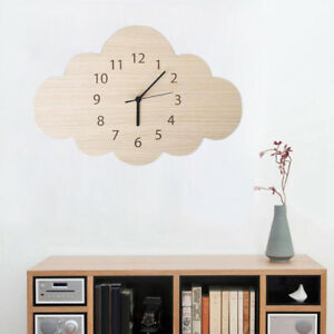 LD-AM-NORDIC-CLOUD-SHAPE-WOODEN-MUTE-WALL-CLOCK-BEDROOM-KIDS-ROOM-HOME-DECOR
