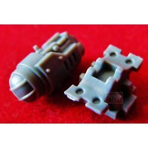 Reflector-amp-Weapon-montaje-Landspeeder-Warhammer-40-000-Space-Marine-Bitz-A767