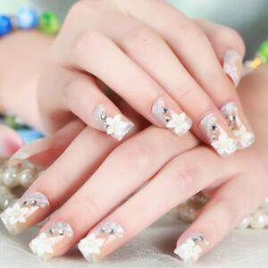24Pcs-Acrylic-French-Fake-Finger-Nails-Full-Cover-Fake-False-Nail-Art-Tips-Diy