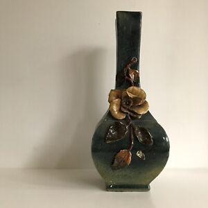 Vase IN Barbotine Nicht Unterzeichnet Von Montigny auf Loing Periode Anfang Xx