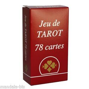 Jeu de TAROT Gauloise - France Cartes