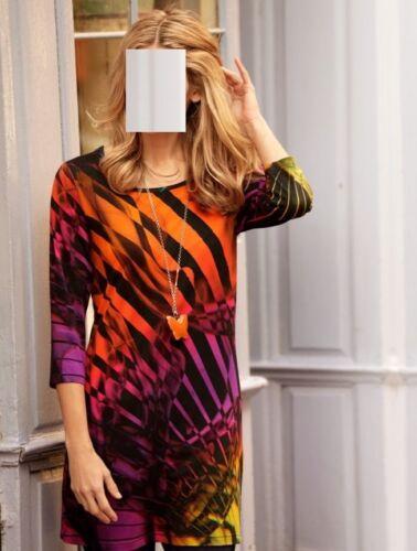 Marques Long Shirt Coloré été fête taille 46 taille 48 0415216091