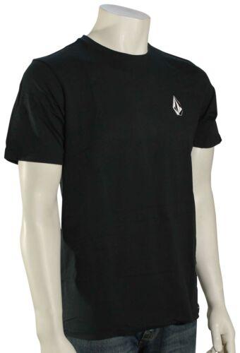 Volcom Deadly Stone T-Shirt-Noir-Neuf