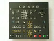 Tastatur für CNC Bedienpult Philips Steuerung 432/10 Maho Deckel, AXA NEU