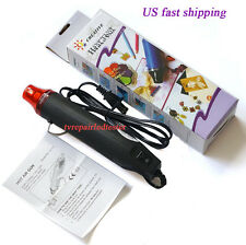 110V 220V Heat Gun Hot for 18650 Wrap & Heat Shrink Tubing Temperature 300W DIY