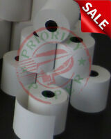 Verifone Vx520 (2-1/4 X 50') Thermal Receipt Paper - 250 Rolls Free Shipping