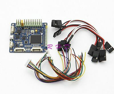 CRIUS ALL IN ONE PRO v2.1 Multi Rotor Flight Controller Multiwii Megapirate APM