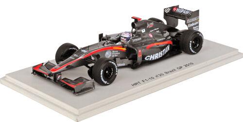 Tienda 2018 Spark 1 43 2010 HRT F1-10 Christian Christian Christian Klien Brasil GP  el mejor servicio post-venta