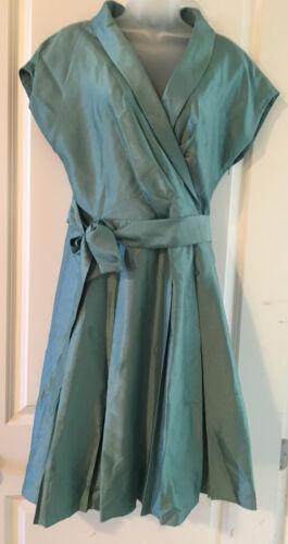 Evan-Picone Retro 50s Style Swing Dress Size 12