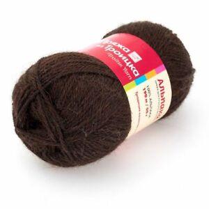 Stricken ♡ 100/% Baby Alpaka ♡ Wolle Häkeln Garn Mützen Schals Handschuhe