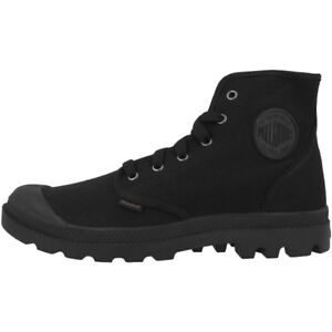 Palladium-devoir-HI-BOOTS-Chaussures-High-Top-Men-Loisirs-Sneaker-Black-02352-060