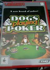 Dogs Playing Poker PC GAME - FREE POST