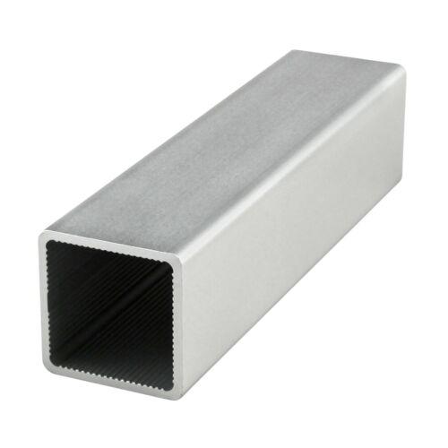 "80//20 Inc 1/"" x 1/"" Aluminum Quick Frame Square Tube Profile # 9000 x 60/"" N"