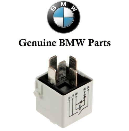 For BMW GENUINE E30 E32 E34 E36 E38 Motronic Injection//Fan Relay