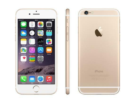 New Apple iPhone 6 | 64GB | GOLD |