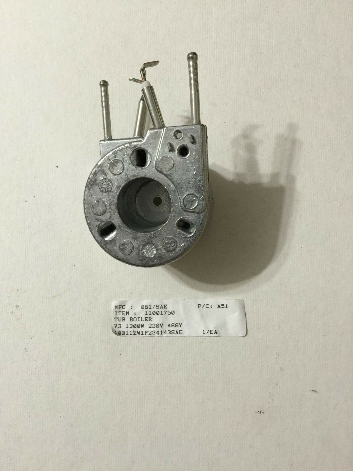 SAECO GAGGIA 220VOLT OR 110V J BOILER PART