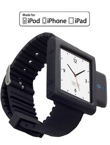 De Kokkia Ipod Y Nano Transmisor I10s RelojBluetooth Detalles 6gnegro 35Aj4LRq