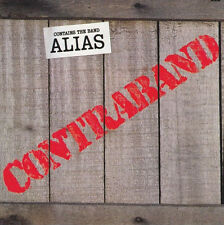 "Alias:  ""Contraband""  (CD Reissue)"