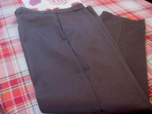 Dickies-Brown-Mens-Size-40X34-Straight-Leg-Work-Dress-Pants-New-No-Tags