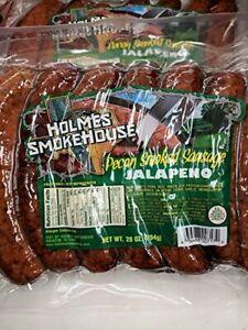 Holmes-Smokehouse-Pecan-Smoked-Jalapeno-Sausage-28-Oz-2-Pack