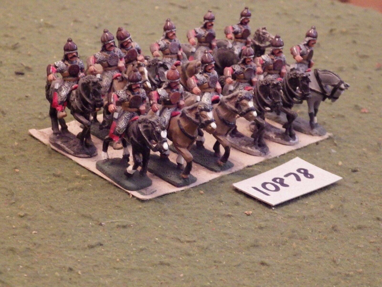 25mm dark ages   hun - cavalry 12 cavalry - cav (10878)