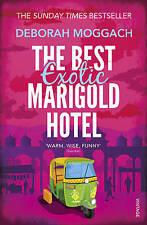 Very Good, The Best Exotic Marigold Hotel, Moggach, Deborah, Book