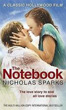 The Notebook, By Nicholas Sparks,in Used but Acceptable condition