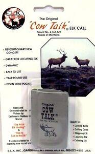 COW-TALK-ELK-CALL-BY-ELK-INC-NEW-IN-PACKAGE