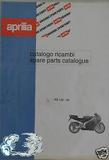 APRILIA catalogo ricambi RS 125-95