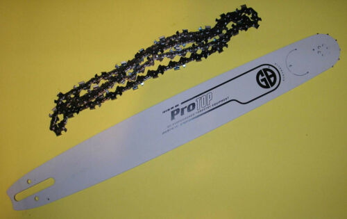 """066 MS660 BAR /& CHAIN COMBO FITS STIHL 20/"""" MS440 MS460 046 3//8/"""" .063/"""" 72DL"""