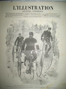 2274-CYCLE-VELOCIPEDISTE-MILITAIRE-CHEMINOT-TRAIN-AIGUILLEUR-L-039-ILLUSTRATION-1886